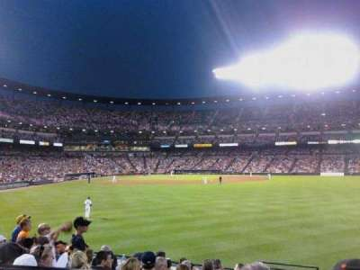 Oriole Park at Camden Yards, section: 96, row: G, seat: 14