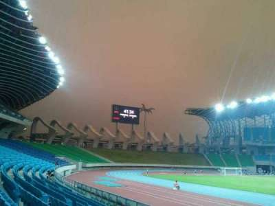 Kaohsiung National Stadium, section: outfield