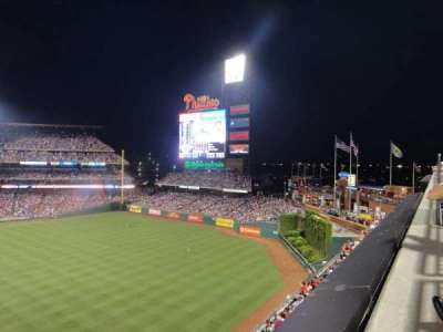 Citizens bank park  section 304