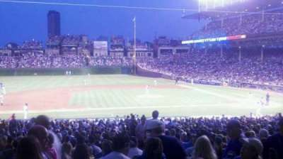 Wrigley Field, section: 213, row: 4, seat: 10