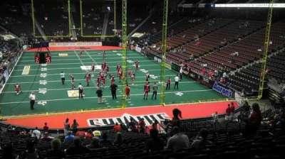Jacksonville Veterans Memorial Arena, section: 120, row: z, seat: 23
