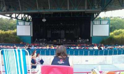 Veterans United Home Loans Amphitheater, section: lawn, row: front