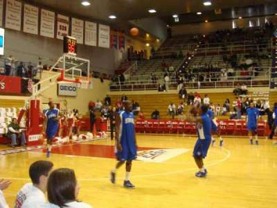 Carnesecca Arena section 3