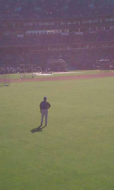 AT&T Park, section: 141, row: 00, seat: 6