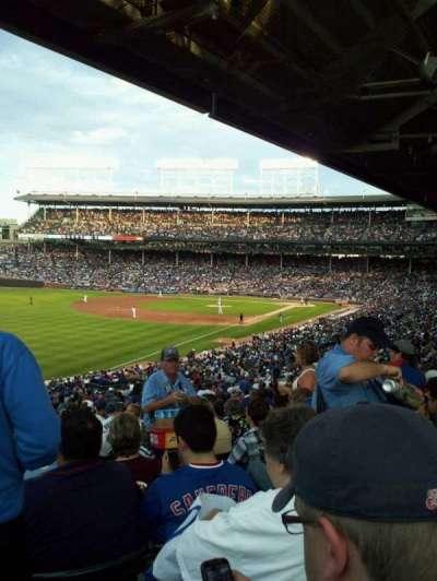 Wrigley Field, section: 202, row: 22, seat: 101