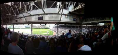 Wrigley Field, section: 218, row: 20, seat: 103
