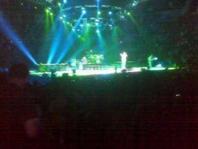 Mandalay Bay Events Center section 108