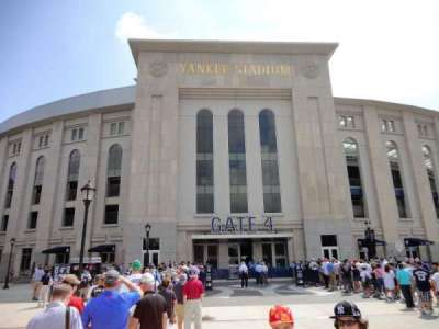 Yankee Stadium section Gate 4
