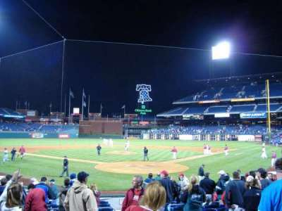 Citizens Bank Park, section: C, row: 10, seat: 2