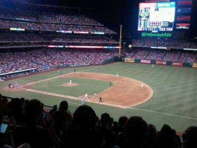 Citizens Bank Park, section: 212, row: 9, seat: 16