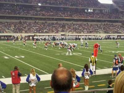 AT&T Stadium section 142