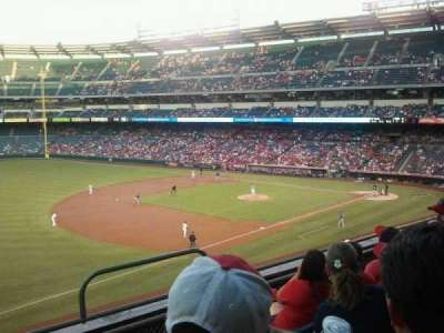 Angel Stadium section 311