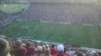 Gaylord Memorial Stadium, section: 228