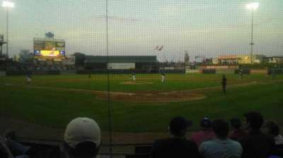 Dell Diamond, section: 118, row: 5, seat: 1 and 2