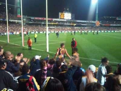 Domain Stadium, section: 144, row: g, seat: 4