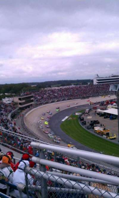 Dover International Speedway section 212