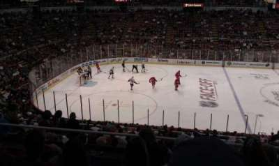 Joe Louis Arena, section: 223, row: 5, seat: 8