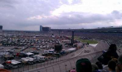 Texas Motor Speedway section 447
