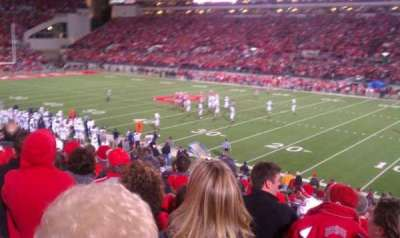 Ohio Stadium section 16a
