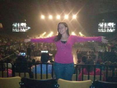 CFE Arena section 102