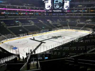 Staples Center section Suite A55