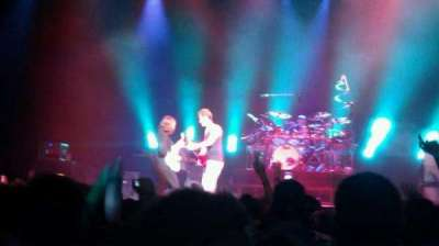 Hard Rock Live Orlando, section: Floor