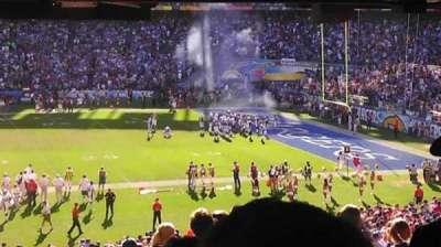 Qualcomm Stadium section P39