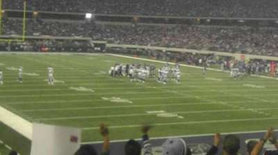 AT&T Stadium, section: 101, row: 20, seat: 13