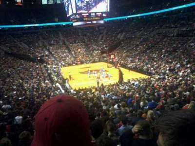 Moda Center section 225