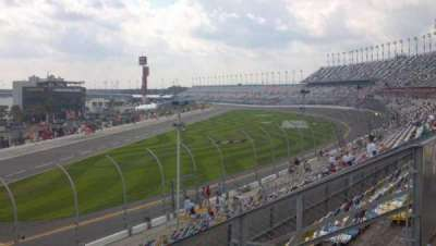 Daytona International Speedway, section: Weatherly Tower N, row: 25, seat: 14