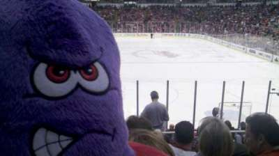 Joe Louis Arena, section: 115, row: 14, seat: 12