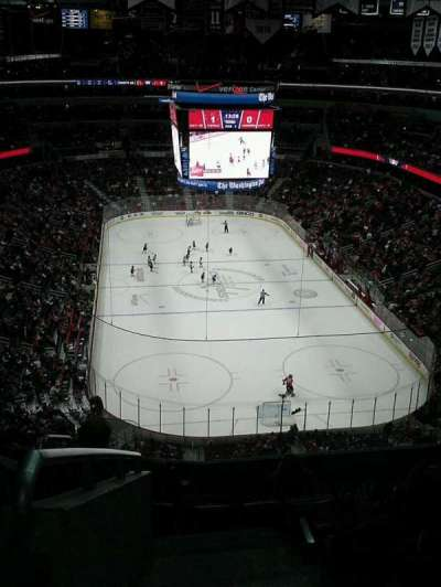 Verizon Center section 425