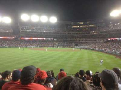 Nationals Park, section: 102, row: T, seat: 17
