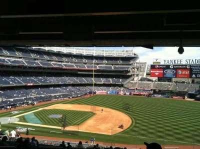 Yankee Stadium, section: 214a, row: 23, seat: 15