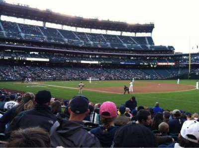 Safeco Field section 117