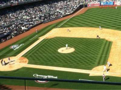 Yankee Stadium section 315