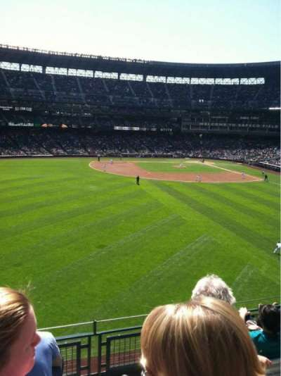 Safeco Field, section: 185, row: 4, seat: 19