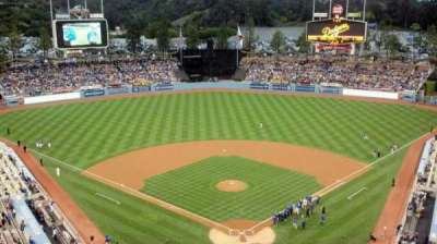 Dodger Stadium, section: 3TD, row: A, seat: 1,2,3,4