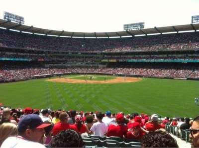 Angel Stadium, section: P239, row: R, seat: 24