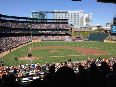 Oriole Park at Camden Yards, section: 27, row: 6, seat: 16