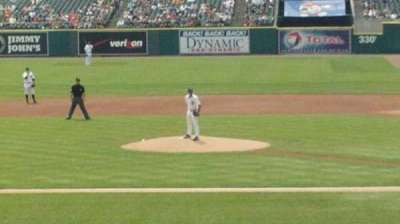 Comerica Park, section: 132, row: 32, seat: 11
