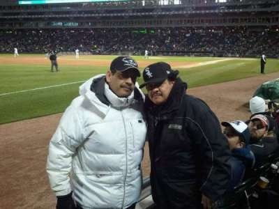 Guaranteed Rate Field section 143
