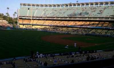 Dodger Stadium, section: 153LG, row: D, seat: 3