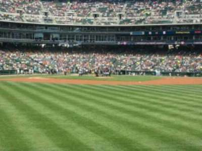 Comerica Park section 102
