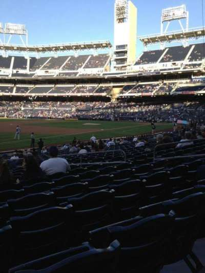 PETCO Park section 118