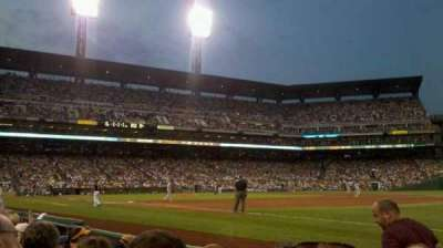 PNC Park, section: 5, row: E, seat: 5