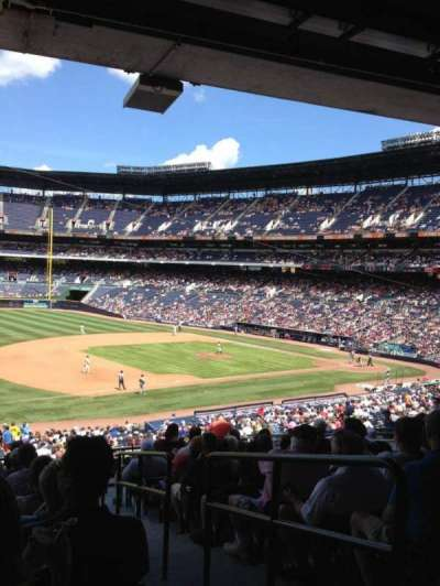 Turner Field section 220