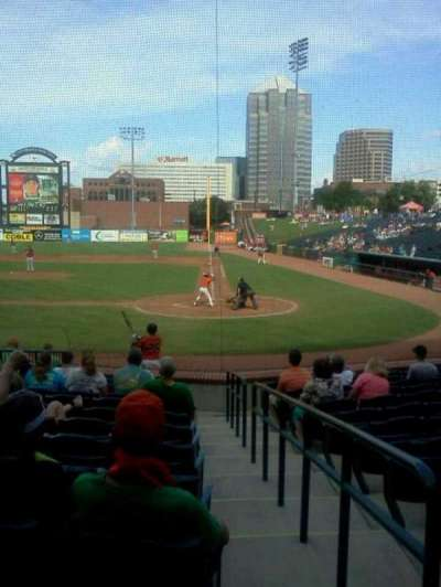 First National Bank Field, section: 105, row: n, seat: 16