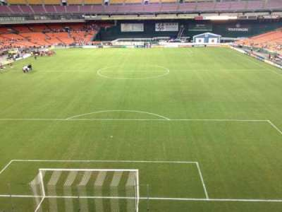 RFK Stadium, section: M46, row: 1, seat: 17