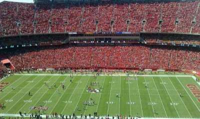 Arrowhead Stadium section 346